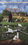 Secrets on Saturday, Ann Purser, 0425214516