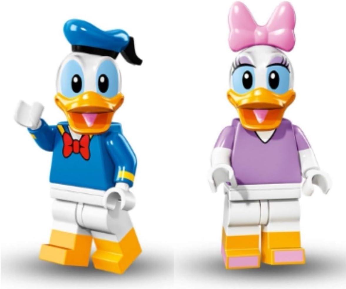 Lego Disney Minifigures - Donald Duck & Daisy Duck 2 Pack (71012)