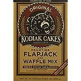 Kodiak Cakes Whole Wheat Honey Oat Flapjack/waffle Mix 24 Oz One Box