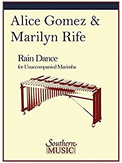 Yellow After The Rain for Marimba: Mitchell Peters: Amazon