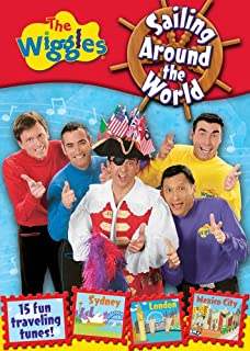 Amazon com: The Wiggles: Wiggledancing - Live in the USA