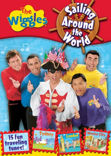 Captain Feathersword The Wiggles (The Wiggles: Sailing Around the World)