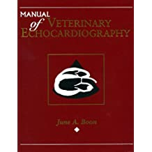 Manual of Veterinary Echocardiography
