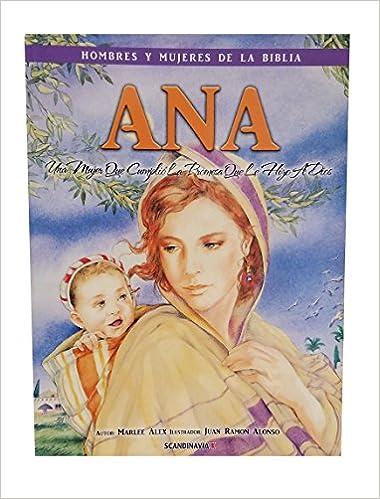 Hannah, la mujer que mantuvo su promesa a Dios Libro de la historia de la Biblia para los niños-Elkanah-Dios-Señor-Primer Amor-Shiloh-Tender- of the Bible ...