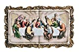 StealStreet SS-OL-OK-2534-P1A Last Supper Plaque, 28''