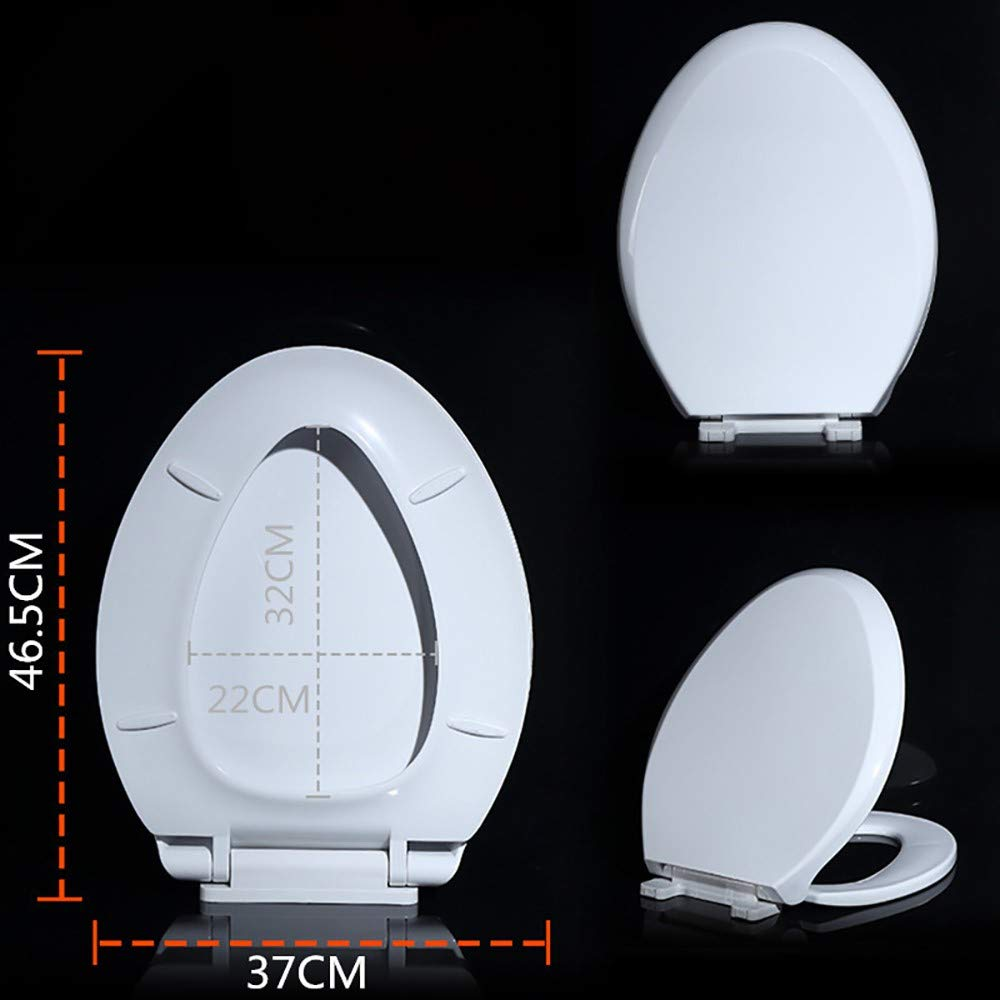 Stupendous Amazon Com Ylxd Soft Close Toilet Seat Luxury Comfort Machost Co Dining Chair Design Ideas Machostcouk