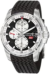 Chopard Men's 168459-3037 Miglia Grand Trismo Black Chronograph Dilal Watch
