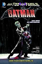 Batman: Bd. 3: Der Tod der Familie (mit Joker Maske) LIMITIERT 1.500 Ex