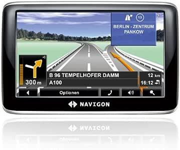 Navigon 4350 max - Navegador GPS con mapas de Europa ((4.3 ...