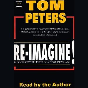 Re-imagine! Audiobook