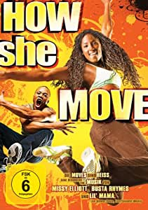 How She Move [Import allemand]