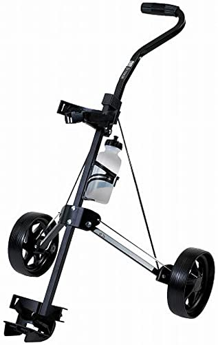 OnCourse Junior Pull Cart Black Golf