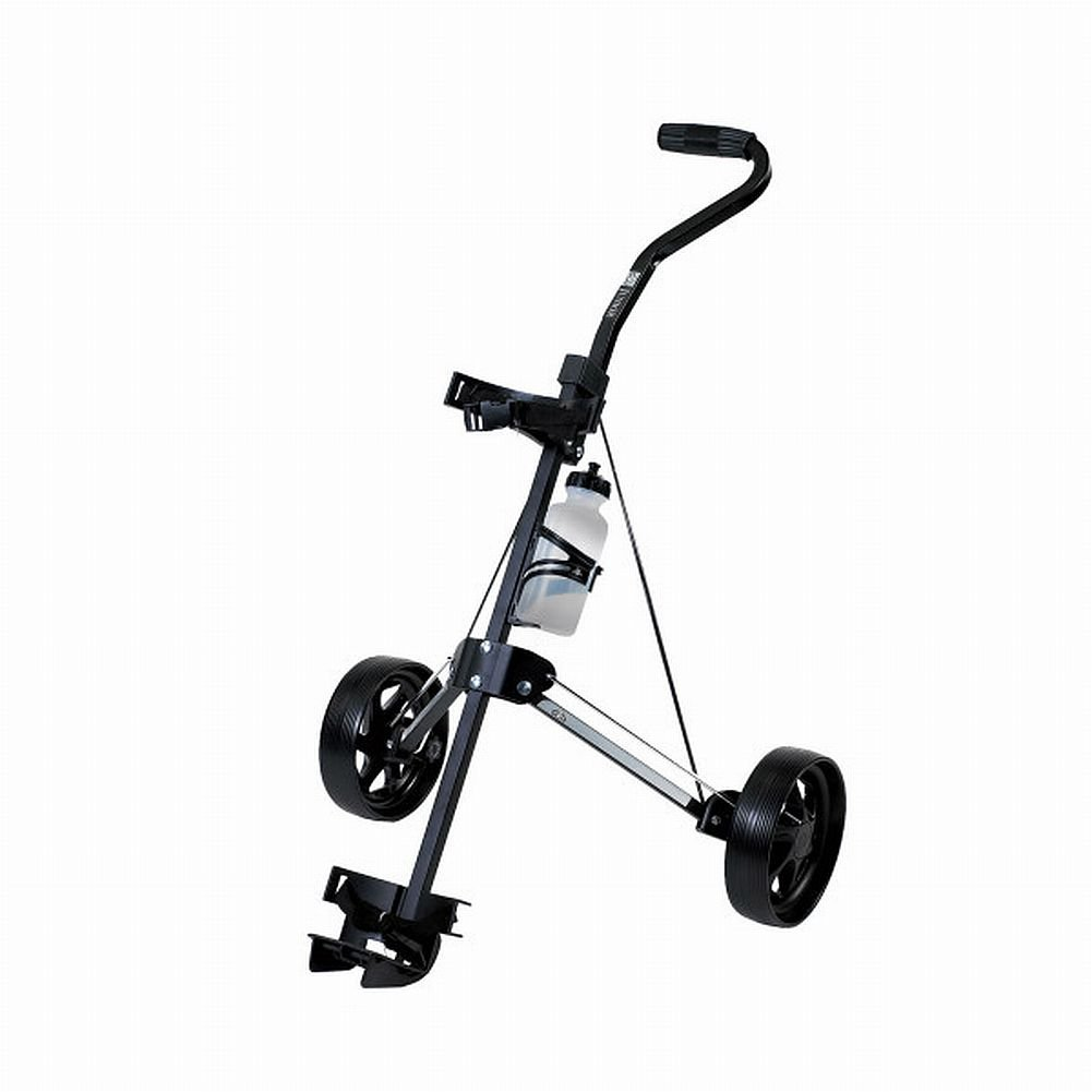 On Course Junior Pull Cart (Black) Golf by On Course (Image #1)