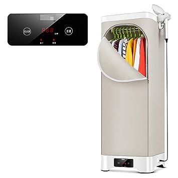 YJYGYJ Máquina de Secado de Ropa, Secadora de Ropa para el hogar, Máquina de Planchado silenciosa (Tamaño : Drying and Ironing): Amazon.es: Hogar