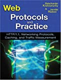 img - for Web Protocols and Practice: HTTP/1.1, Networking Protocols, Caching, and Traffic Measurement book / textbook / text book