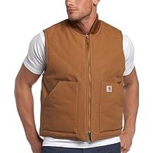 Carhartt mens Big & Tall Arctic-quilt Lined Duck Vest