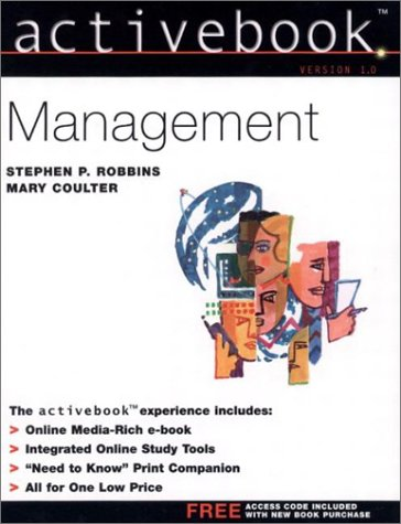 Management by stephen p robbins 11th edition mcq