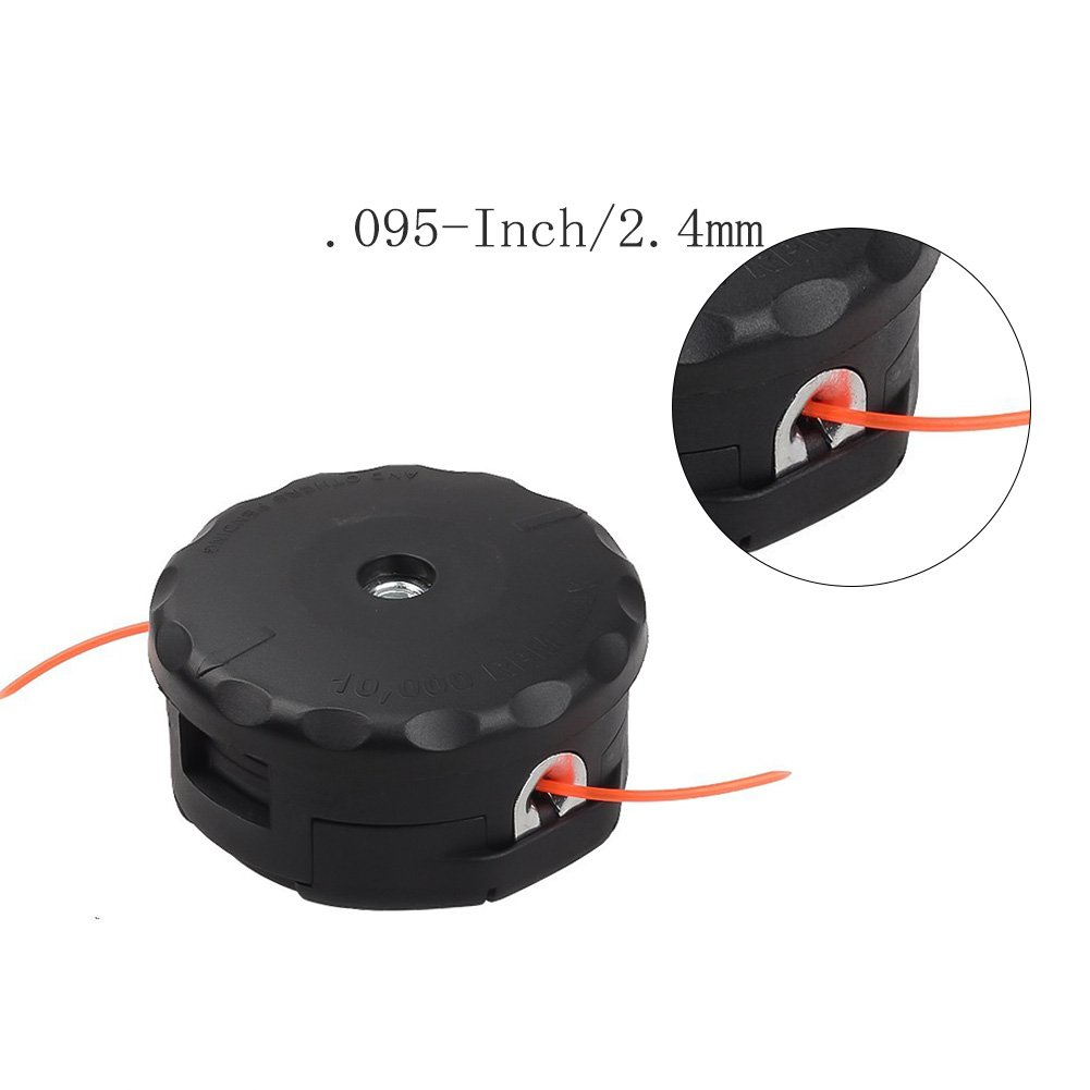 Senrob Trimmer Head for Echo Speed Feed 400 Bump SRM225 SRM210 SRM211 SRM220 SRM230 PAS210 PAS225 PAS230 PAS260