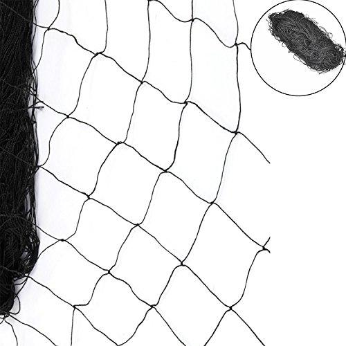 50' X 50' Net Netting for Bird Poultry Aviary Game Pens 2.4