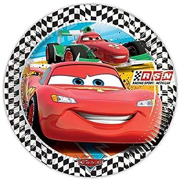 Vasara Platos Disney Cars: Amazon.es: Juguetes y juegos