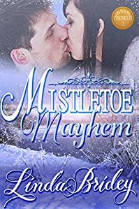 Mistletoe Mayhem by Linda Bridey ebook deal