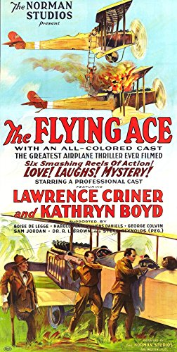 Posterazzi The Flying Ace 1926 Movie Masterprint Poster Print, (11 x 17)