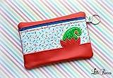 Elf Bag, Christmas Bag, Cosmetic Bag, Toiletry Bag, Makeup Bag