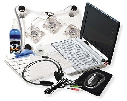 Digiteck Z1-7 - Kit de accesorios para ordenador portátil (concentrador USB 2.0 de