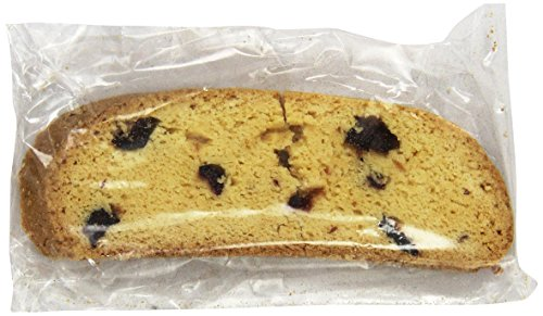 - Biscotti Goddess Gluten Free Biscotti, Orange Cranberry, 12 Count