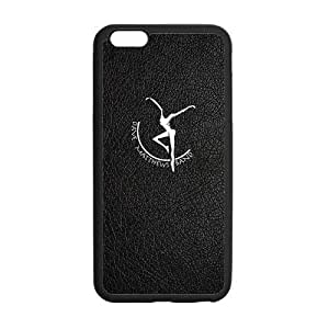 Dave Matthews, Rubber Phone Cover Case For iphone 6+ (5.5 inch), iphone 6 plus Cases, Black / White