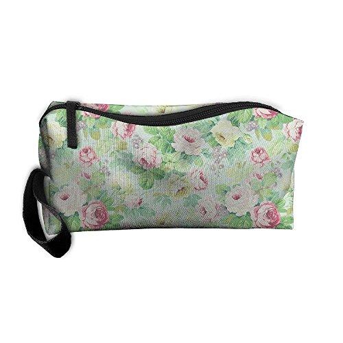ream Passage Pen Holder Clutch Wristlet Wallets Purse Portable Storage Case Cosmetic Bags Zipper ()