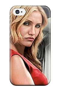New Tpu Hard Case Premium Iphone 4/4s Skin Case Cover(bad Teacher Cast Cameron Diaz Justin Timberlake Jason Segel People Movie)