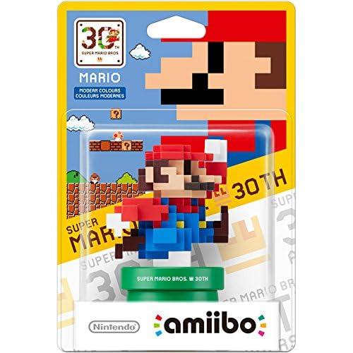 30th Anniversary Mario - Modern Colour (Nintendo Wii U/3DS)