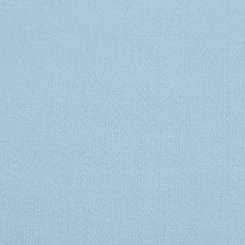 AmazonBasics 400 Thread Count Sheet Set, Twin, Smoke Blue