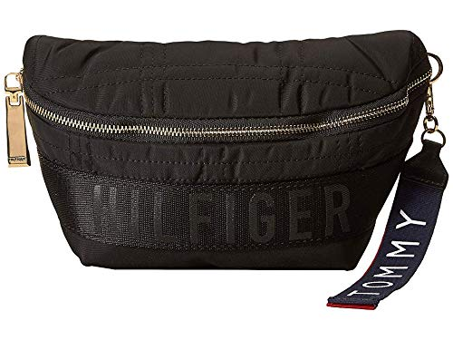 Tommy Hilfiger Women's Malena Small Body Bag Black One Size