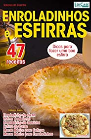 Sabores da Cozinha Ed. 2 - Enroladinhos e Esfirras; Sabores da Cozinha Ed. 2 - Enroladinhos e Esfirras