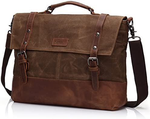 Laptop Messenger Bag 15.6