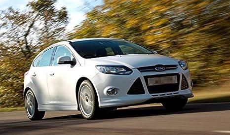 Protezioni per battitacco per Focus 4/porte Zetec S MK3/dal 2011/e nuovo modello 2014 in acciaio inox compatibilit/à non garantita con veicoli con guida a sinistra