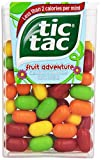 Tic Tac Mints, Fruit Adventure Singles, 1 oz. (Pack of 12)