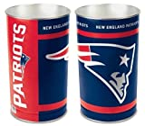 New England Patriots 15'' Waste Basket by Hall of Fame Memorabilia