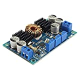 SODIAL(R) DC 5V-32V to 1V-30V 10A LTC3780 Automatic Step Up Down Regulator Charging Module
