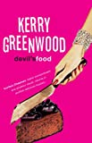 Front cover for the book Devil's Food by Kerry Greenwood