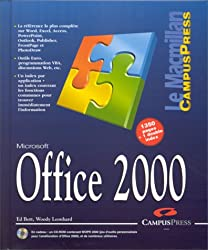 Office 2000 (contient un CD-ROM)