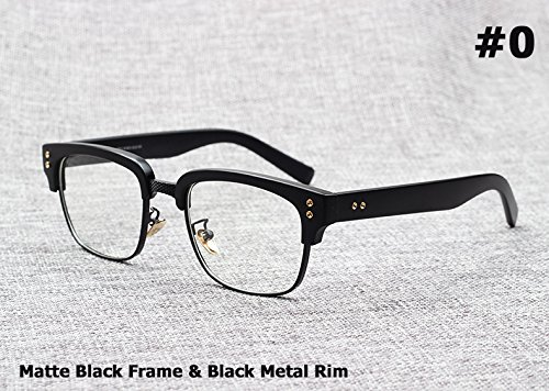 de sol de brillante The negro gafas Fashion con Oculos Gafas Beckham Statesman Sol vintage Aprigy de de la Optical marca marco Grau dorado O diseño Black Myopia xCHXYgqwx