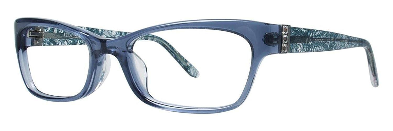VERA WANG Eyeglasses VA05 Navy 51MM