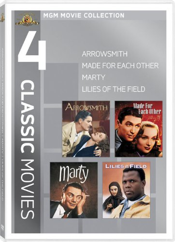 Arrowsmith / Made for Each Other / Marty / Lilies of the - Marty The Movie