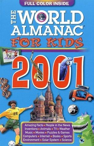 Read Online The World Almanac for Kids 2001 pdf