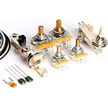 fender modern jazzmaster guitar pre wired wiring harness 2v2t w kill switch musical. Black Bedroom Furniture Sets. Home Design Ideas