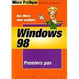 WINDOWS 98 PREMIERS PAS