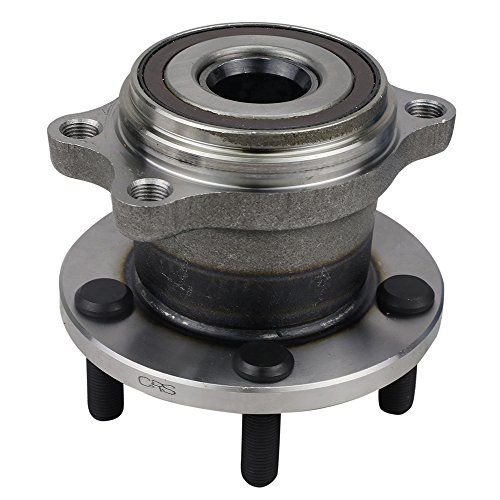 CRS NT512293 New Wheel Bearing Hub Assembly, Rear Left (Driver)/ Right (Passenger), for 2005-2009 Subaru Outback/Legacy (4WD), ()